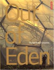 Cover of: Out of Eden | The Eden Team