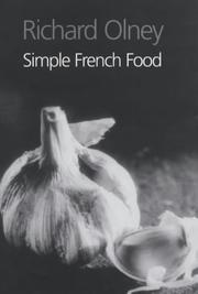 Cover of: Simple French Food | Richard Olney