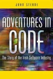 Cover of: Adventures in code | John Sterne