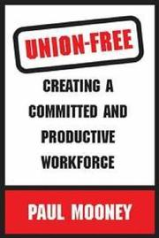Cover of: Union-Free