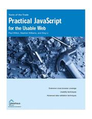 Cover of: Practical javascript for the usable web