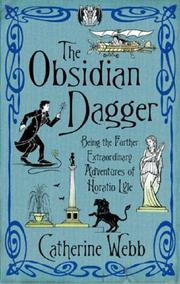 Cover of: The Obsidian Dagger (Horatio Lyle)