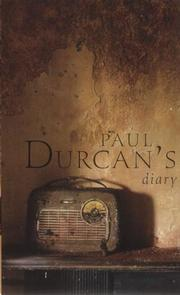Cover of: Paul Durcan