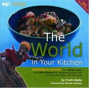 Cover of: The world in your kitchen