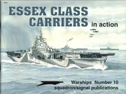 Cover of: Essex class carriers in action | Michael C. Smith