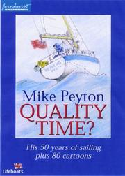 Cover of: Quality Time | Mike Peyton
