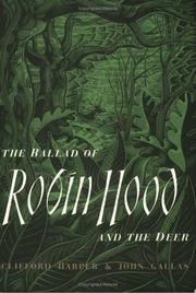 Cover of: Ballad of Robin Hood and the Deer
