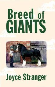 Cover of: Breed of giants