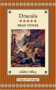Cover of: Dracula (Collector's Library) by Bram Stoker