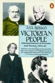 Cover of: Victorian people: a reassessment of persons and themes, 1851-1867
