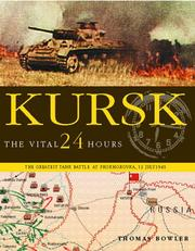 Cover of: KURSK | William Fowler