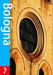 Cover of: Bologna, 2nd Edition (Footprint Pocket Handbook: Bologna)