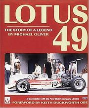 Cover of: Lotus 49 -The Story of a Legend