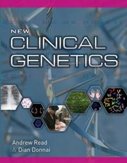 Cover of: New Clinical Genetics | Andrew Read