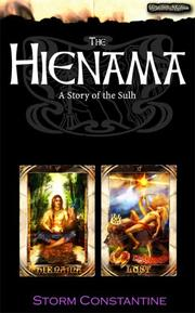Cover of: The Hienama: A Story of the Sulh (Wraeththu Mythos)