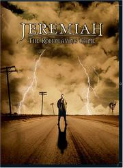 Cover of: Jeremiah the Roleplaying Game | Various