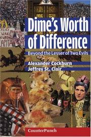 Cover of: Dime's worth of difference