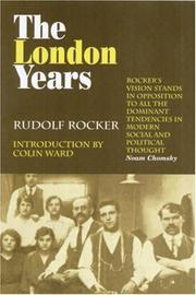Cover of: The London years