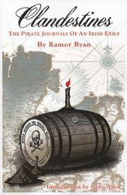 Cover of: Clandestines | Ramor Ryan