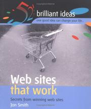 Cover of: Web Sites That Work