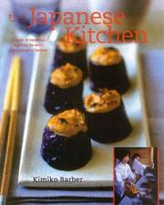 Cover of: The Japanese Kitchen | Kimiko Barber
