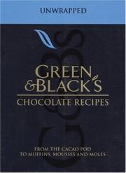 Green and Black's Chocolate Recipes by Caroline Jeremy
