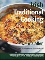 Cover of: Irish Traditional Cooking | Darina Allen