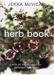 Cover of: Jekka's Complete Herb Book