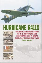 Cover of: Hurricane R4118