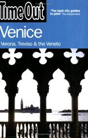 Cover of: Time Out Venice | Anne Hanley