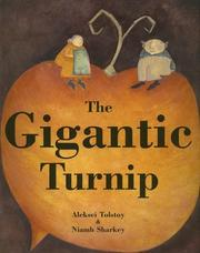 Cover of: The gigantic turnip