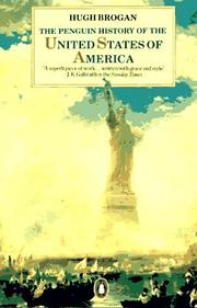 Cover of: History of the United States of America, The Penguin