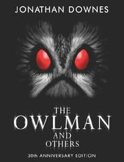 Cover of: The owlman and others