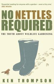 Cover of: No Nettles Required