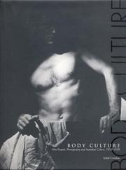 Cover of: Body culture | Isobel Crombie