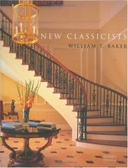Cover of: New Classicists | William T. Baker