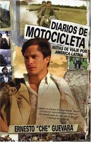 Cover of: Diarios de Motocicleta