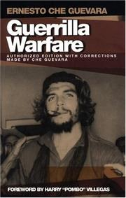 Cover of: Guerrilla Warfare | Ernesto Guevara