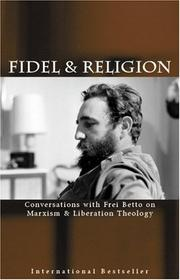 Cover of: Fidel and Religion