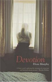 Cover of: Devotion | Ffion Murphy