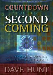 Cover of: Countdown to the Second Coming