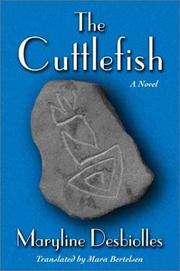 Cover of: The cuttlefish