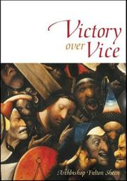 Cover of: Victory over vice