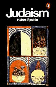 Judaism by Isidore Epstein
