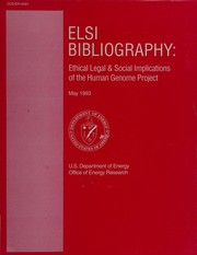 Bibliography by Michael S. Yesley