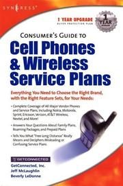 Cover of: Consumer