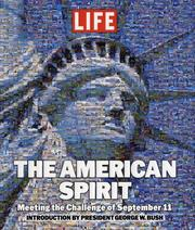 Cover of: The American Spirit | Editors of One Nation