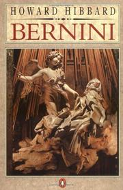 Cover of: Bernini (Penguin Art and Architecture) | Howard Hibbard