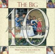 Cover of: The big 10 for little saints