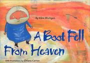 Cover of: A Boot Fell from Heaven | Kare Bluitgen